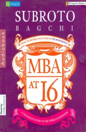 MBA at 16 (Audio Book)