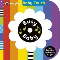 Baby Touch: Busy Baby Book And Audio Cd