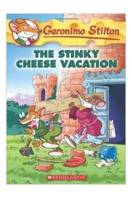 Stinky Cheese Vacation : Geronimo Stilton 57