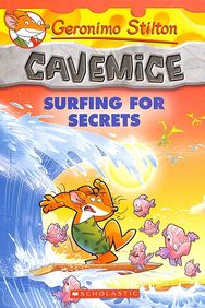 CAVEMICE 8 : SURFING FOR SECRETS