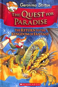 Quest For Paradise : The Return To The Kingdom Of Fantasy