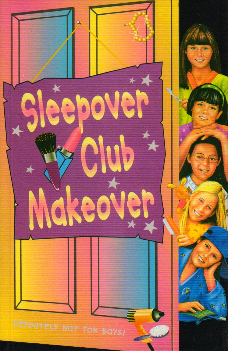 Sleepover Club Makeover 52