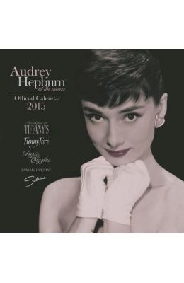 Audrey Hepburn at the Movies Official Calendar
