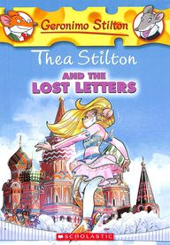 THEA STILTON and THE LOST LETTERS 21