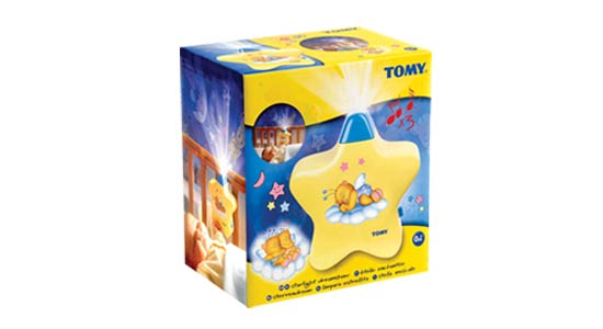 Tomy Star Light Dream Show (Yellow)