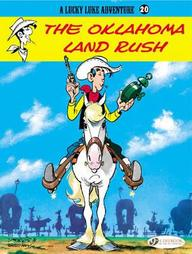 The Oklahoma Land Rush, Lucky Luke #20