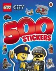 Lego City: 500 Stickers Activity