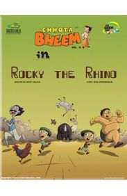 ROCKY THE RHINO - CHHOTA BHEEM VOL 15