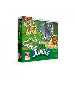 Toy Kraft Head and Tail - Jungle