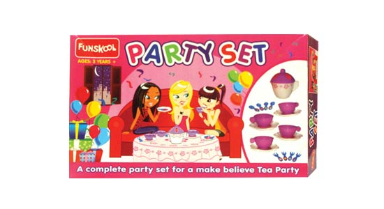 Funskool Party Set