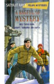 Bagful Of Mystery - Feluda Mysteries Puffin        Graphic Novel