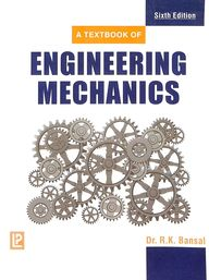 Textbook Of Engineering Mechanics