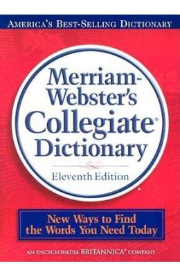 Merriam-Webster's Collegiate Dictionary: Thumb-Indexed 0011 Edition price comparison at Flipkart, Amazon, Crossword, Uread, Bookadda, Landmark, Homeshop18