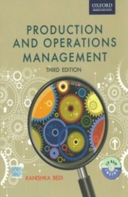 Production & Operations Management W/Cd