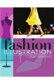 Fashion Illustration Flat Drawing
