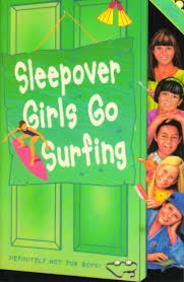 Sleepover Girls Go Surfing 53