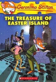 TREASURE OF EASTER ISLAND : GERONIMO STILTON 60
