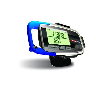 Portable Health Key 3D Pedometer