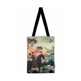 Eco Corner Indian Art Horse Cotton Bag