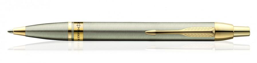 Parker Odyssey Brushed Metal Gt Ball Pen