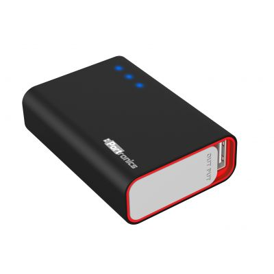 Power Bank Charge One : Worlds Smallest Charger(Black)