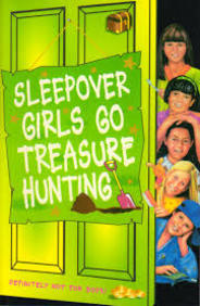 Sleepover Girls Go Treasure Hunting 54