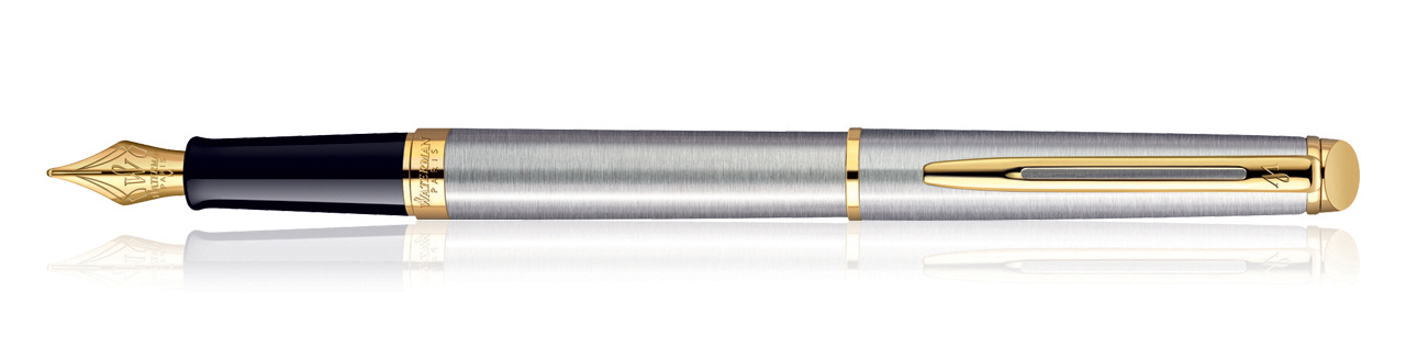 Waterman Hemisphere SS GT Fountain Pen (Medium Nib)
