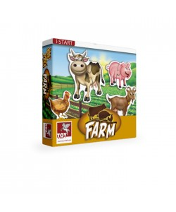 Toy Kraft Head and Tail - Farm