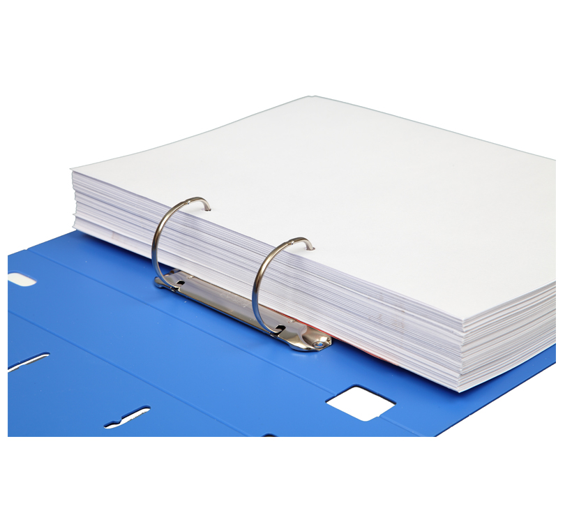 Ring Binder-2-D-Ring (40 mm Ring, Rado Lock)
