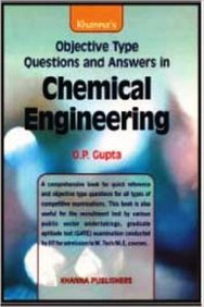 Chemical Engineering Objective Type Question & Answers