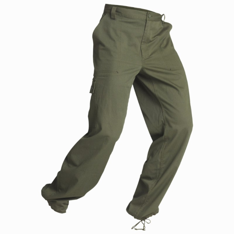 Outdoors Dry Weather (Green) (Size - Xxl) - Steppe Pant 100