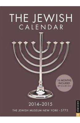 The Jewish 2014-2015 Engagement Calendar: Jewish Year 5775