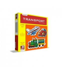 Toy Kraft Kiddo - Transport