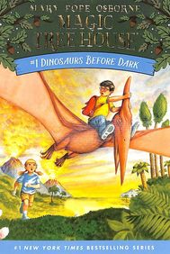 Magic Tree House 01 : Dinosaurs Before Dark
