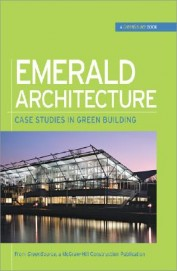 Emerald Architecture Case Studies In Green Buildin