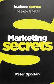 Marketing Secrets: Business Secrets The Experts Tell All