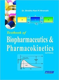 Textbook Of Biopharmaceutics & Pharmacokinetics