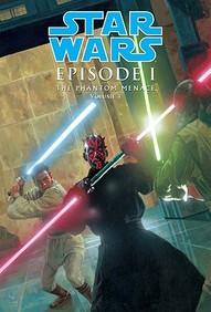 Star Wars Episode I: The Phantom Menace, Volume 4 (Star Wars Episode I: Phantom Menace)