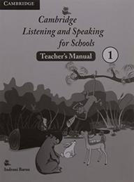 Cambridge Listening & Speaking For Schools 1 W/Cd