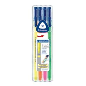 Staedtler Textsurfer 264 Gel Highlighter Pen in 3 colors