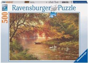 Ravensburger 500 Pcs Idyllic River