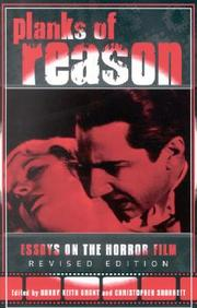 Planks Of Reason: Essays On The Horror Film