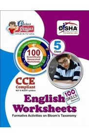 Perfect Genius English Worksheets For Class 5 Based On Blooms Taxonomy