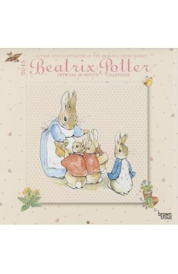 Beatrix Potter Official Calendar