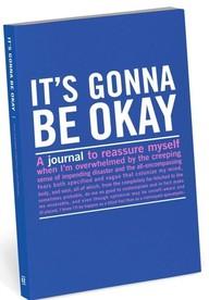 Knock Knock Mini Its Gonna Be Okay Journal