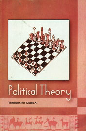 11117 Political Theory Class 11 : Cbse