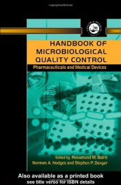 Handbook Of Microbiological Quality Control Pharmaceuticals & Medical Devices