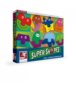 Toy Kraft Super Shapes