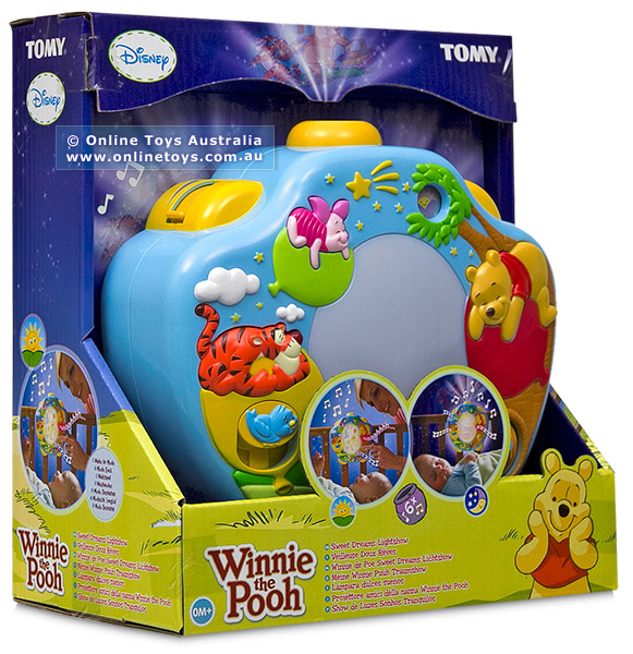 Tomy Winnie The Pooh Dreamtime Lightshow