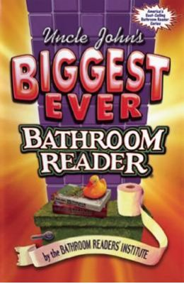 Uncle John's Biggest Ever Bathroom Reader: Tracing the Roots of Violence